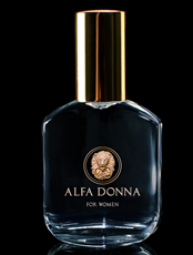 Alfa Donna perfume for young, sexy alpha women by alpha dream